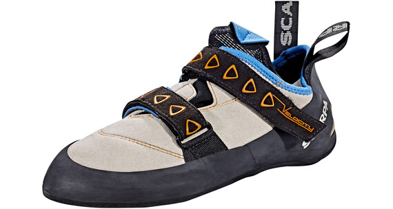 Scarpa Velocity Climbing Shoes Men grey